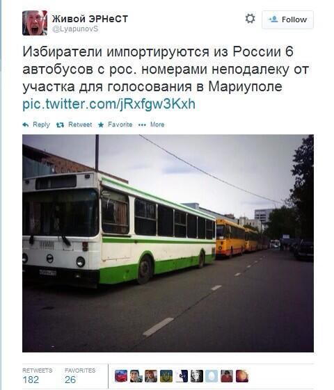 """Фермеры и шахтеры Луганщины проигнорировали """"референдум"""" сепаратистов - Цензор.НЕТ 9937"""