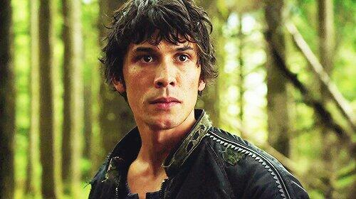 Bellamy Blake de The 100