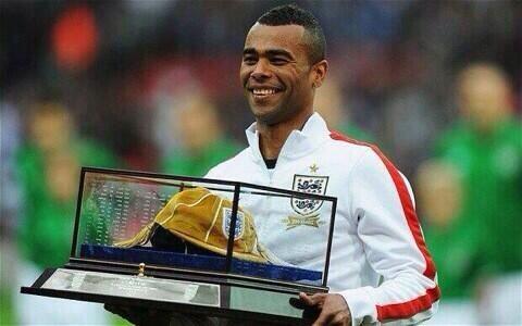 Respect him 4 his accomplishment on the football pitch. #EnglandBestEver #LeftBack #AC3 http://t.co/2LOFy05eaf