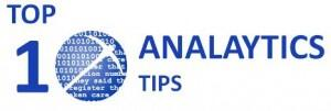 Top 10 Tips for Business Analytics http://t.co/MT80gv8KX4 #BigData #NGMR #MRX #TextAnalytics http://t.co/ZgUXgG3nYp