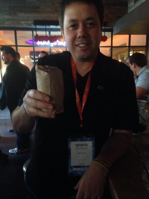ebizmarts: #DrunkMan Vegas style at #MagentoImagine http://t.co/ZRVN8clXgy