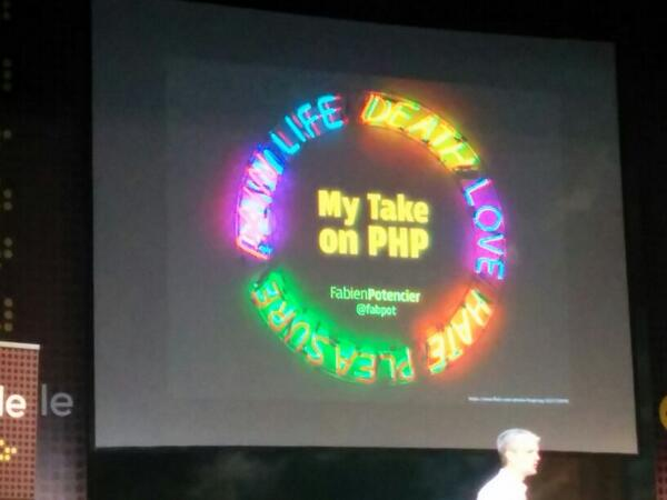 PHP scales! #dotscale http://t.co/z6N1PtNySY