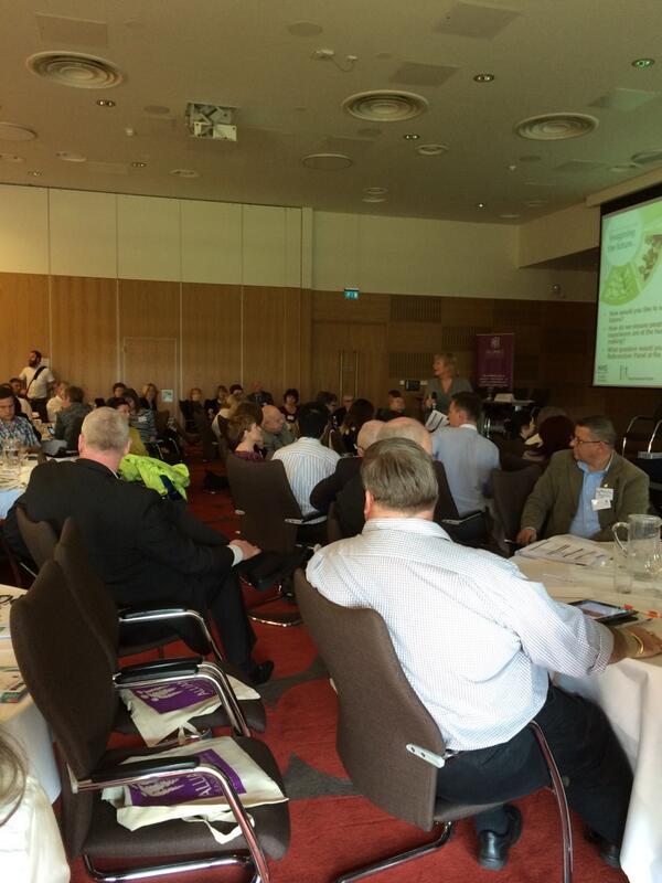 Good discussion. @ALLIANCEScot #ourfuture14 http://t.co/UF45CJ9IxQ