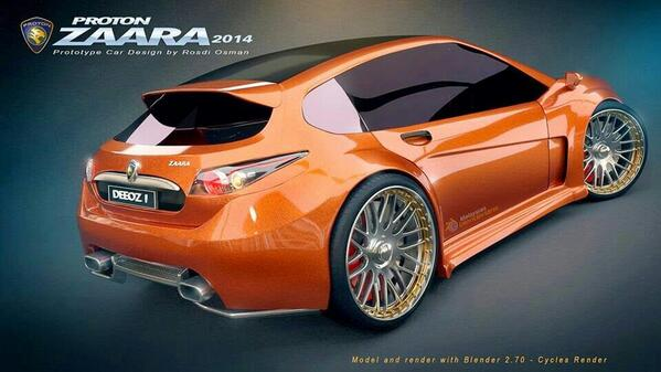 Khalid On Twitter Proton Zaara To Be Launched This Year Http T