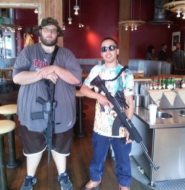 Tell @ChipotleTweets media dir Chris Arnold this isn't acceptable: carnold@chipotle.com #BurritosNotBullets #gunsense http://t.co/tSC94c4nhX