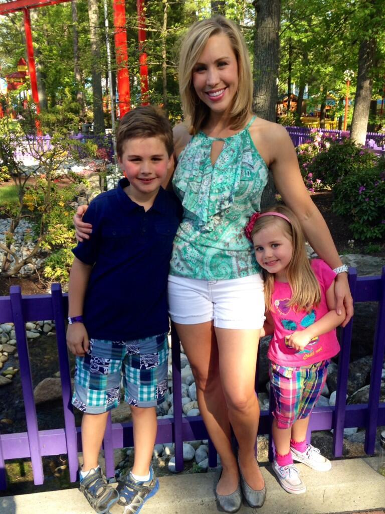 Reince Priebus's wife Sally Sherrow and kids