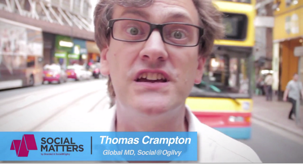 @SocialOgilvy's @ThomasCrampton almost hit by a bus talking #SocialMatters Singapore May 23 http://t.co/3YwXUNTYDK http://t.co/sxeN8c7iCa