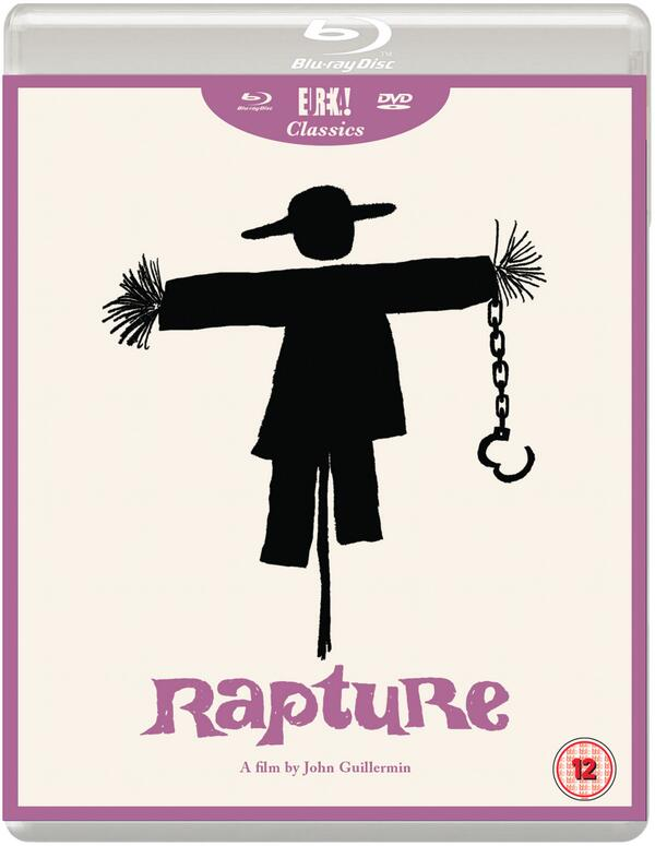 Rapture (1965) Eureka package