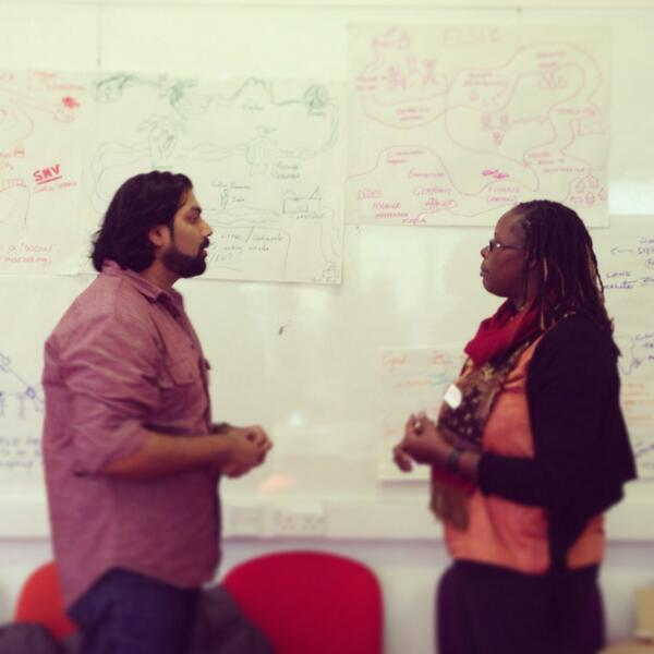 @samirkdoshi and Elsie Onsongo at #stepssum14, discussing their past, present and futures http://t.co/IBkXRgssjU