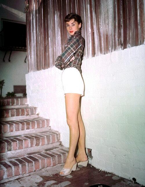 Sorry, audrey hepburn xxx excited too
