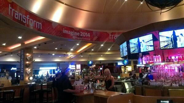 tomislavbilic: Morning juice at #MagentoImagine waiting for transformation... :) http://t.co/i4zV2SkIJr