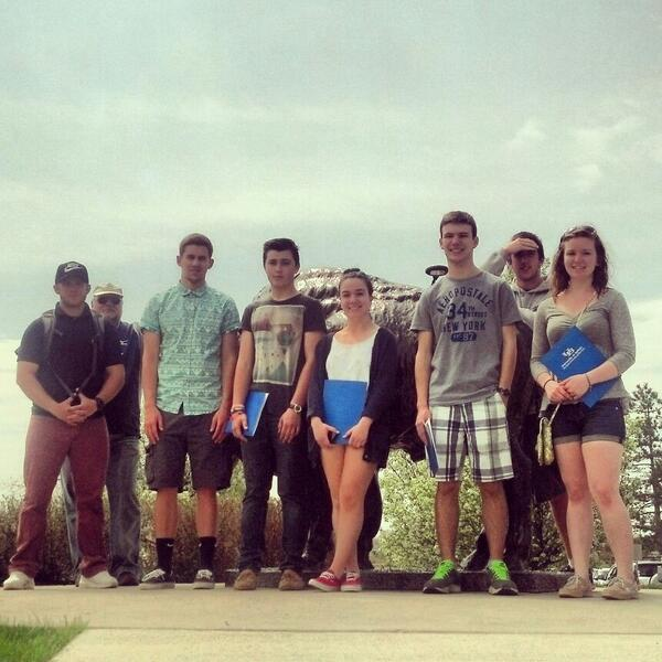 Loved my tour group this afternoon! #UBuffalo #UBStars @UBAdmissions http://t.co/DCsDeYODv0