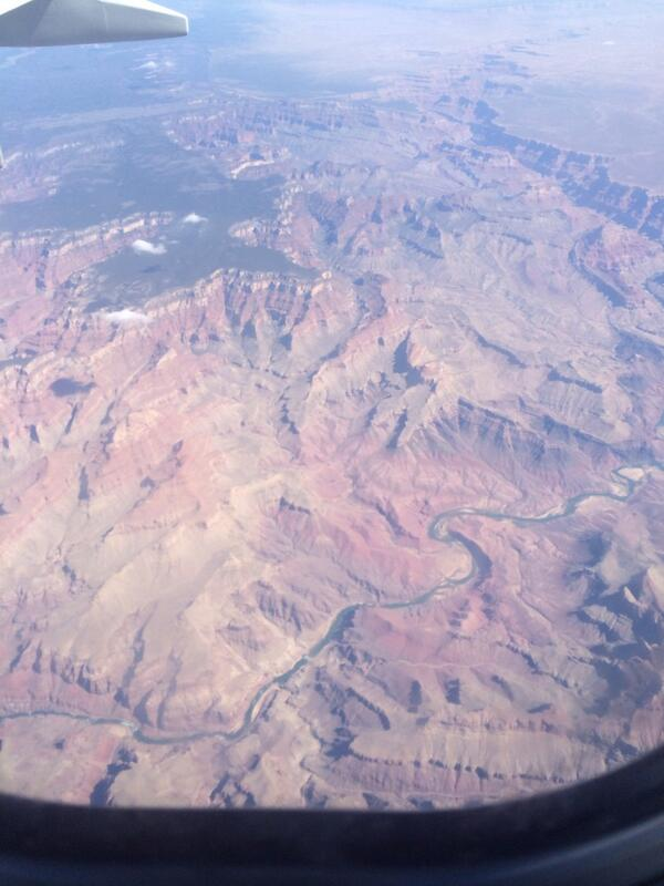 ecommadvisor: Love flying over the Grand Canyon - here I come Vegas #MagentoImagine ! http://t.co/4fHwsM3FA8