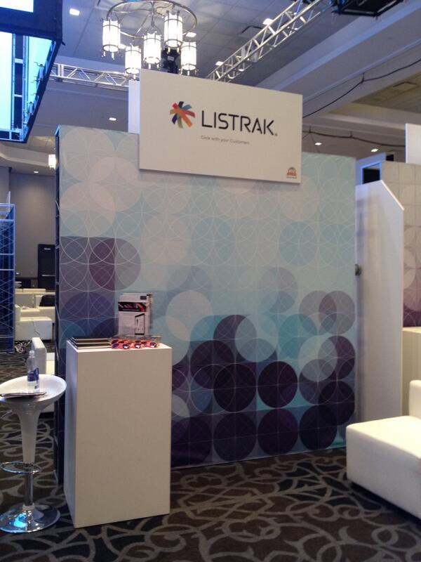Listrak: Booth is lookin' good and ready for visitors at #MagentoImagine http://t.co/v9tQ6HbP0L