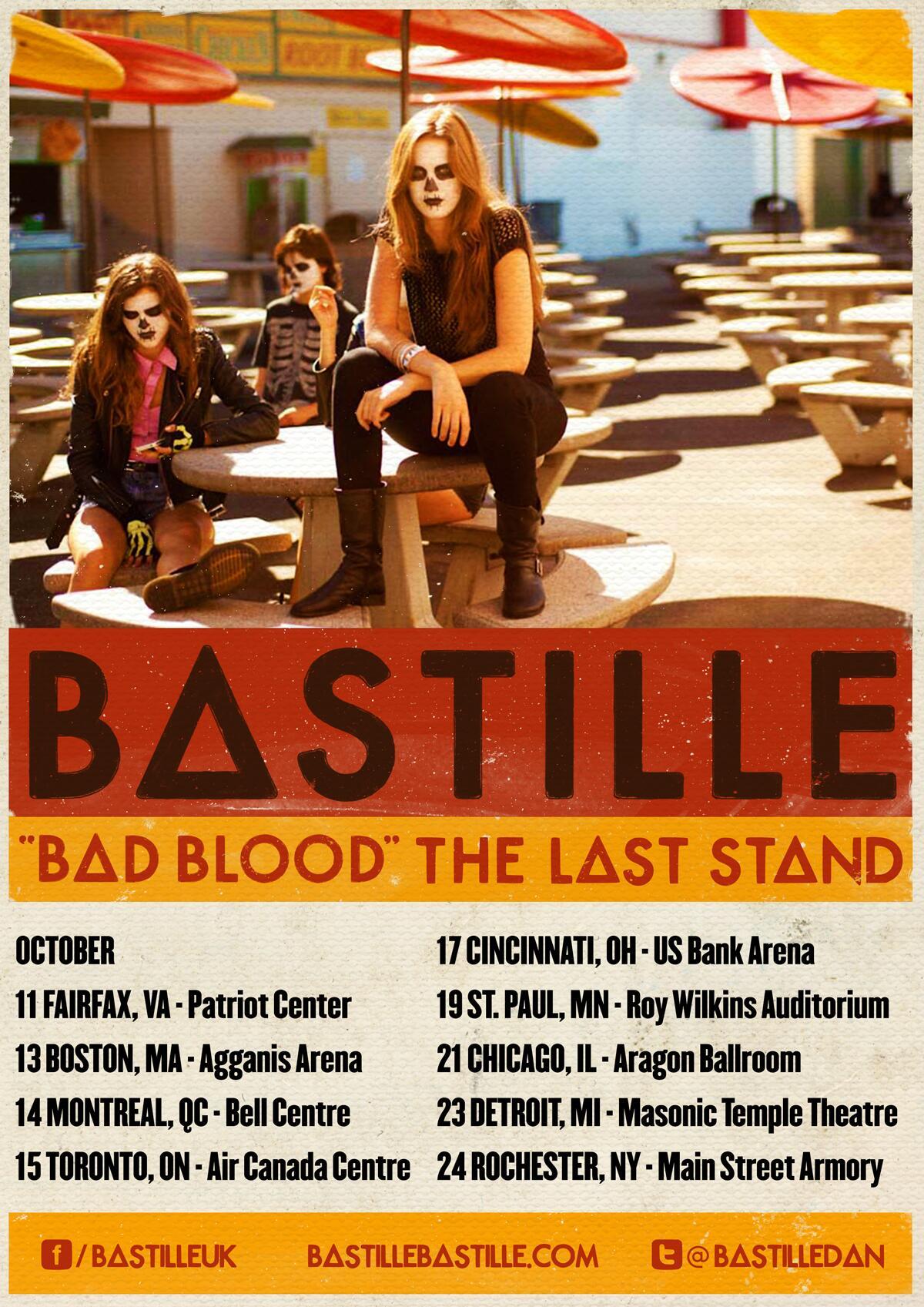 Bad Blood bastille rar