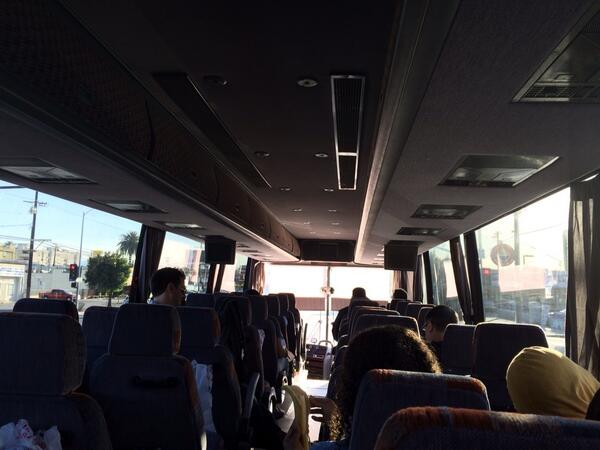 magento_rich: Magento party bus heading out to #MagentoImagine http://t.co/SjT2Wi5mfc