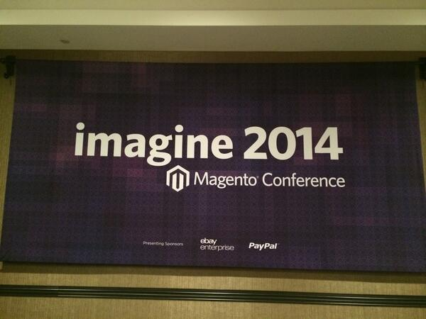 AnnetteMerriman: @magento @magentoimagine   Will I see you here?  #joyent http://t.co/RL2CxK3Qmy