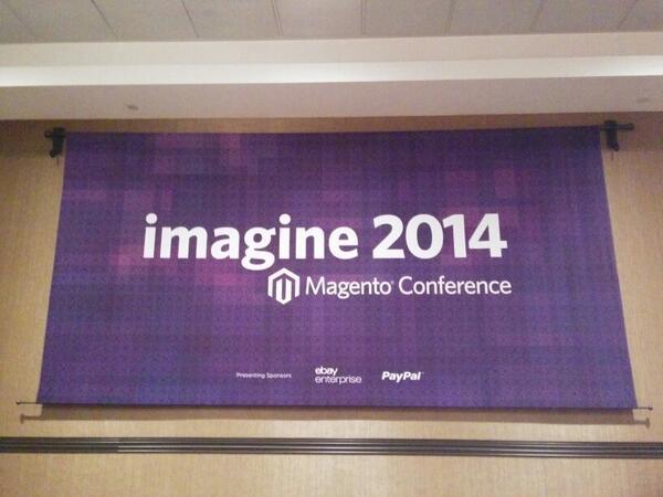 ijszabo: #MagentoImagine Marketplace Opening! http://t.co/9ZTyvFRjY2