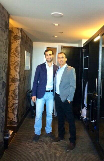 jfsagasti: Jaime (@jlo2412) and Jorge (@JorgeRdg) of @theagilemonkeys in Las Vegas right now, ready for @magentoimagine 2014! http://t.co/SKJkkY6ntG