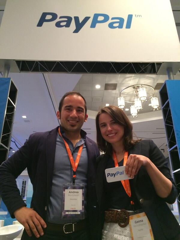 SevenlikeSrl: Primo business meeting con i partner di PayPal #MagentoImagine #sevenlike #PayPal http://t.co/HJL0UPkaYp