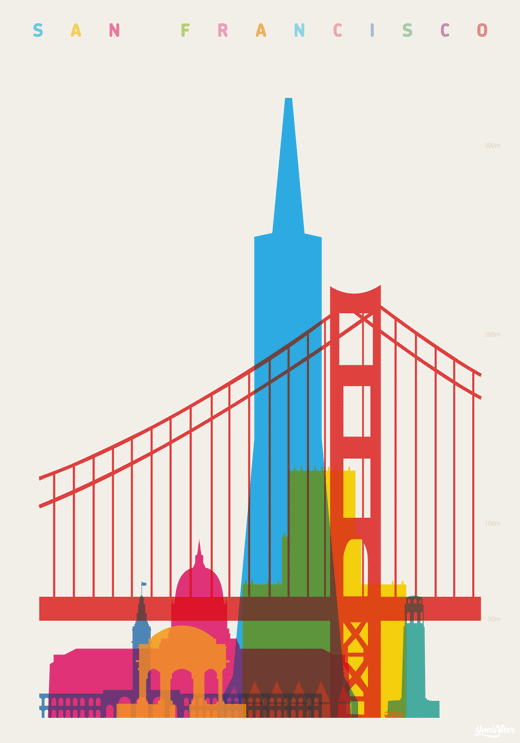 See San Francisco & world cities' landmarks accurate to scale, by @yonialter: http://t.co/tutnoyx9BQ http://t.co/ATFDS70LPB