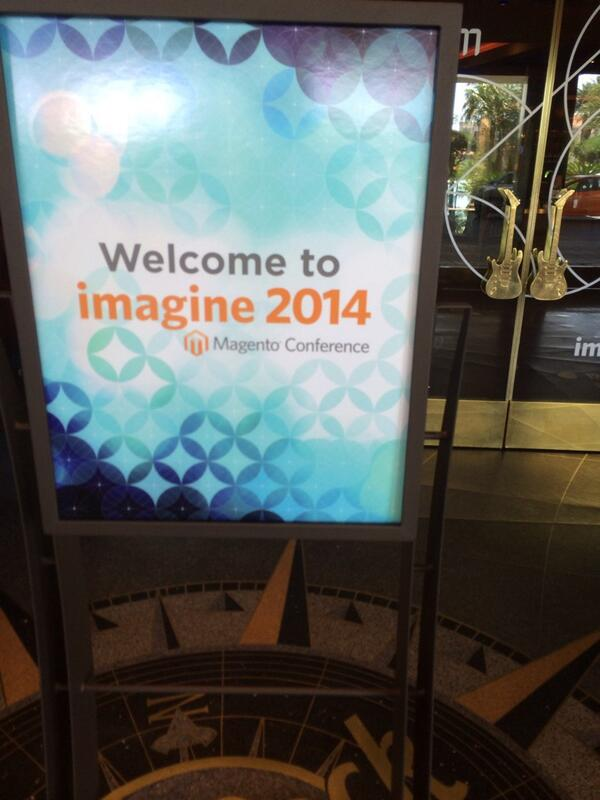 ecommadvisor: #MagentoImagine is going to be a rock-fest! Can wait to dive into the content and networking :) http://t.co/zIKy3Oj1ny