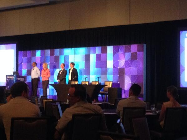JoshuaSWarren: Really appreciate the eBay team answering our questions this morning. Great communication! #magentoimagine http://t.co/ERLqYV0sYE