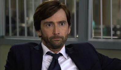 David Tennant in Gracepoint