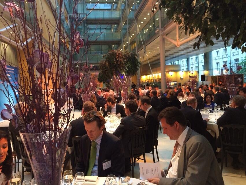 Twitter / KevinATindex: Biotrinity investor dinner ...