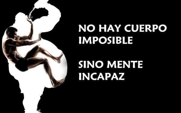 Frases en imágenes motivadoras para el Gym - Taringa!