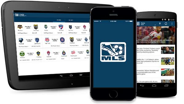 Every #MLS game will be available in 2015 on a wide range of digital devices. Details here > http://t.co/DgSE3dxB37 http://t.co/p7zwAYhnP3