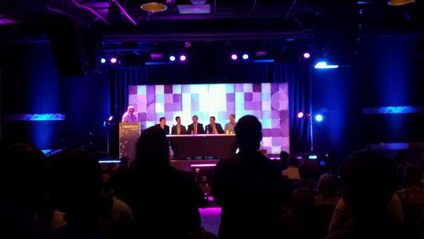 sudopratt: First official stop of #MagentoImagine  partner panel. http://t.co/XsQzrXIMYH