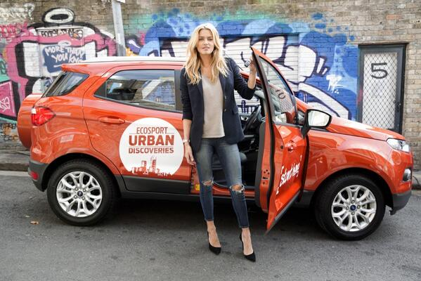 Any urban gems uncovered over the weekend? I would love to hear @FordAustralia #EcoSportDiscoveriesAU http://t.co/8gkkRKxirz