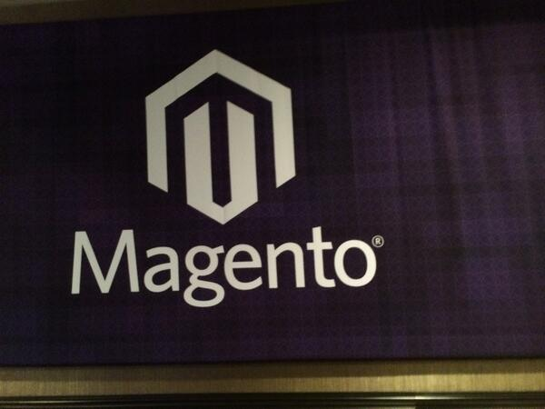 mklave1: Great vibe @magentoimagine just finished rehearsals for tomorrow - going to be insane! http://t.co/bs6I2ctvi5