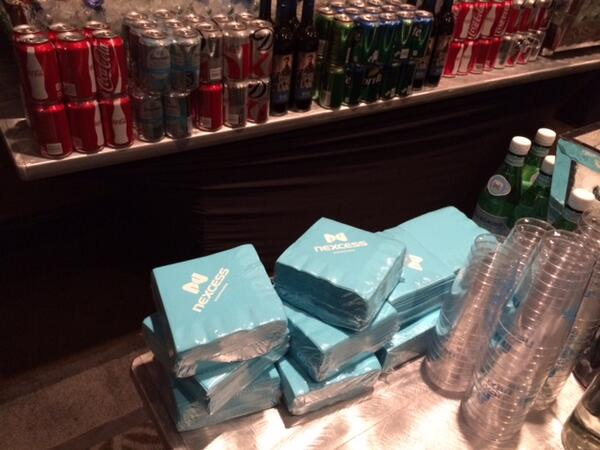 nexcess: #MagentoImagine: Thirsty?  Be sure to come say hi to us the Marketplace Reception in Muse Hall! http://t.co/f9HoOtR5LW