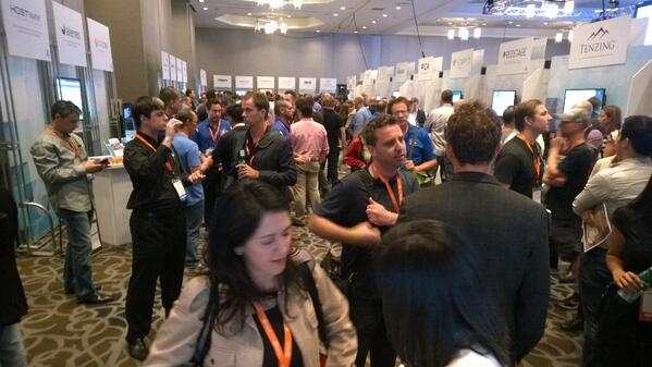 nChannelSteve: @nChannelCloud #Magentoimagine #multichannelsimplified   only open 35 mins and packed! Already great show! http://t.co/ik2aCvGtMB