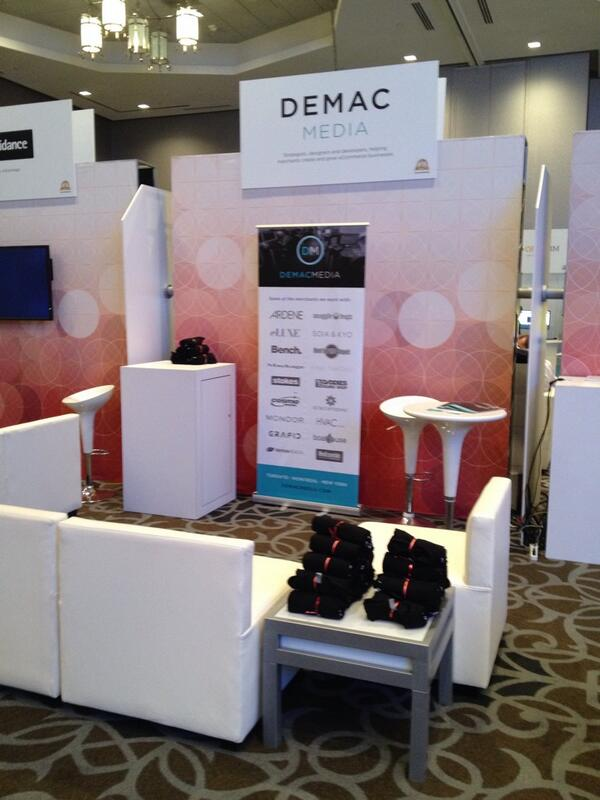 demacmedia: Stop by and say hello! We're here to talk shop! #MagentoImagine http://t.co/DTEBDtqOz7