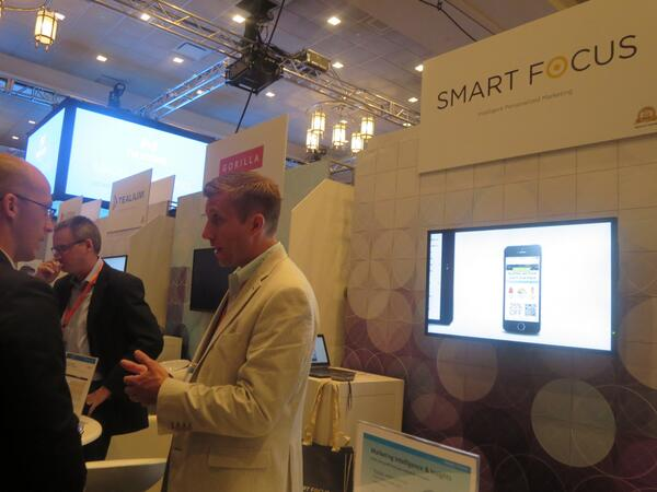 SmartFocusUS: #SmartFocus is a proud Diamond Sponsor #magentoimagine.  Meet and network with the Team at the marketplace. Booth 78. http://t.co/27zqnyJyc6