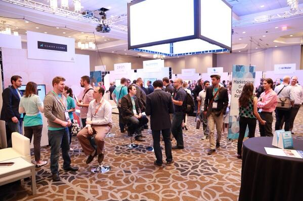 classyllama: #MagentoImagine is off to a great start. Come hang out and say hi if you haven't yet! http://t.co/FJOwlk9duV