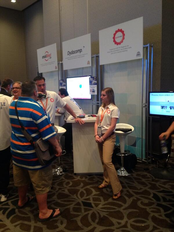 logicbroker: Our team is here at #Magentoimagine! Make sure you stop by our booth. http://t.co/Fdvw3aN3UD