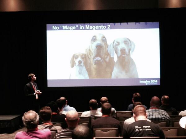 IgorKuzyk: #MagentoImagine #BarCamp in action http://t.co/c7nmzEFgVn