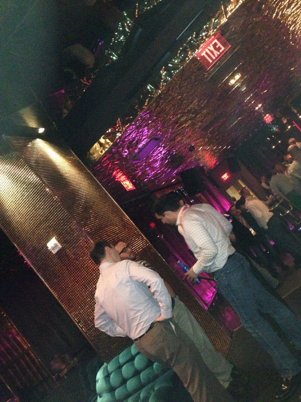MagentoCERL: Serious talk at a banging nightclub - only at #MagentoImagine http://t.co/KEENEadKFD