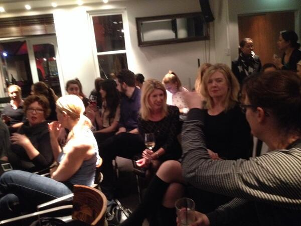 Great group for tonight's #smwomen w @JaneHux (@ The White Horse Hotel w/ 2 others) http://t.co/REmSdn2nEw http://t.co/6Z2A9lptcy
