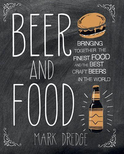 "Prize-giveaway of the week: two free copies of ""Beer and Food"" by @markdredge and @RylandPeters  Retweet to take part http://t.co/W2dqKV7Hrh"