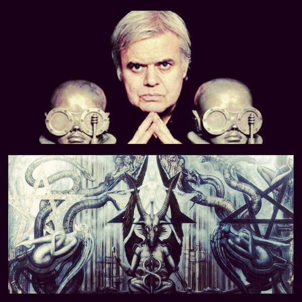 Rest in peace, HR Giger. Sad, sad day. #HRGiger #Art #Alien http://t.co/QWkxmzOmrt
