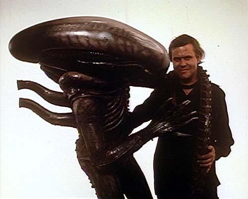 RIP HR Giger. http://t.co/FcevE7Ua77