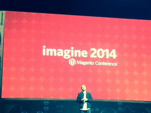 DCKAP: #MagentoImagine  @royrubin05 keynote. http://t.co/CbZAVIwCxu