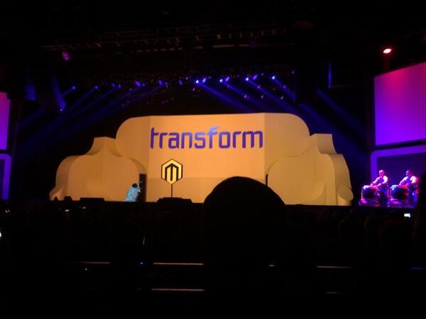 evangeline518: #MagentoImagine keynote! http://t.co/CUFT71lOoe