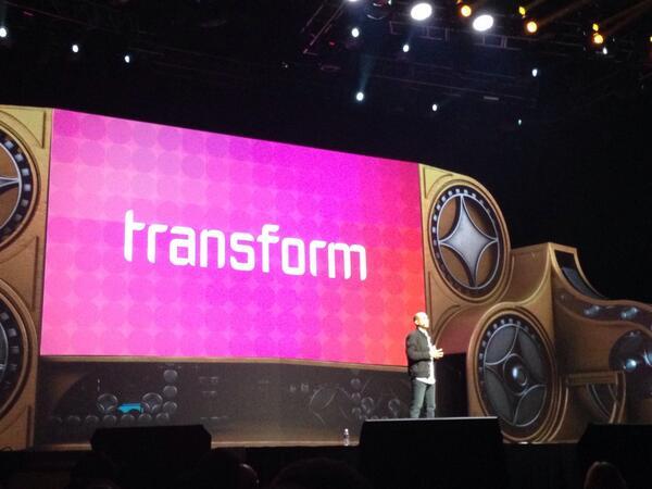 phoenix_medien: @royrubin05 'transformation' is a constant process #MagentoImagine http://t.co/XPdUurkXAt