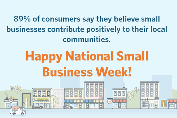 Happy #SBW2014 - retweet if you support small businesses! http://t.co/cn1whGRLL1